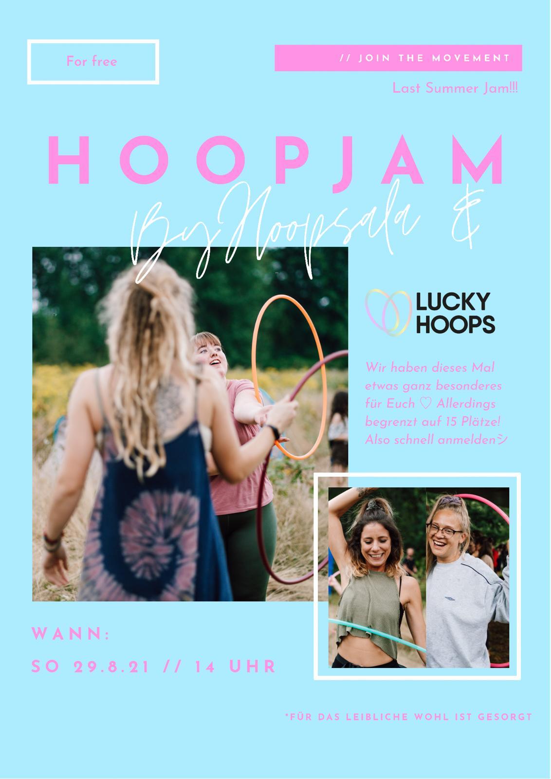 Last Summer Hoop Jam
